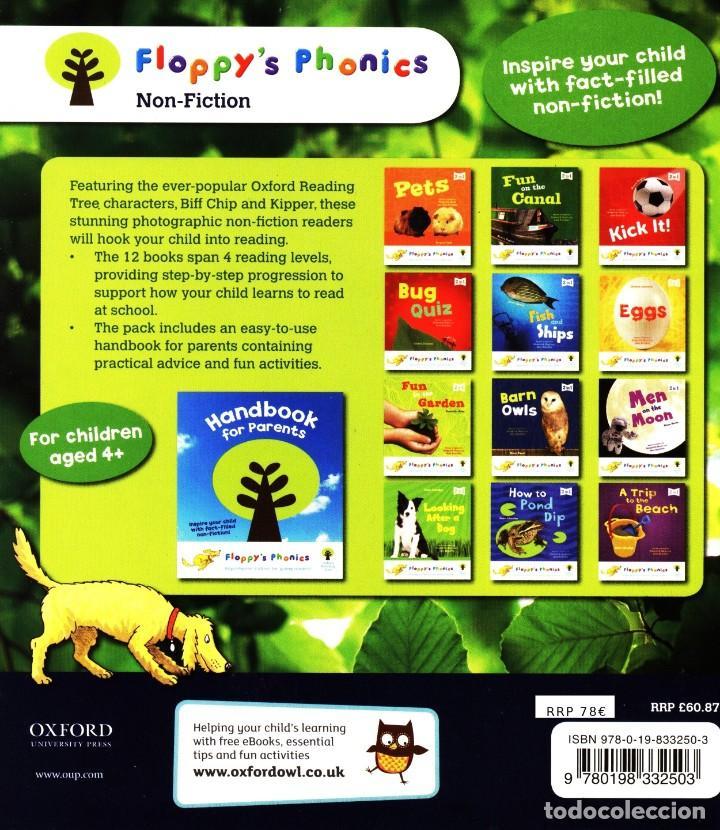 Libros: FLOPPYS PHONICS 12BOOKS TAPA FLEXIBLE - Foto 16 - 183513488