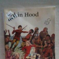 Libros: 26481 - ROBIN HOOD - EDITORIAL LONGMAN - AÑO 1972 - EN INGLES . Lote 184361893