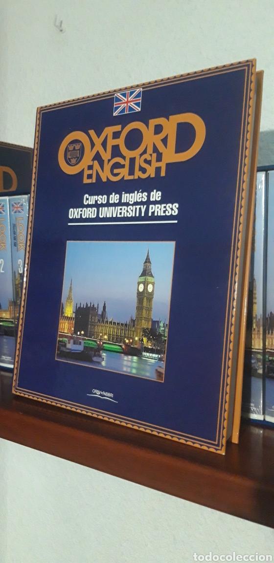 Libros: Curso de inglés Oxford, libros y VHS - Foto 2 - 186459238