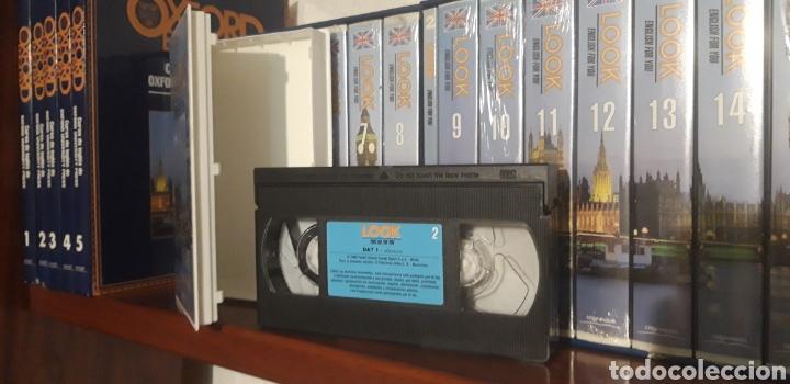 Libros: Curso de inglés Oxford, libros y VHS - Foto 3 - 186459238