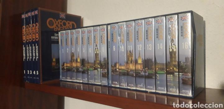 CURSO DE INGLÉS OXFORD, LIBROS Y VHS (Libros Nuevos - Idiomas - Inglés)
