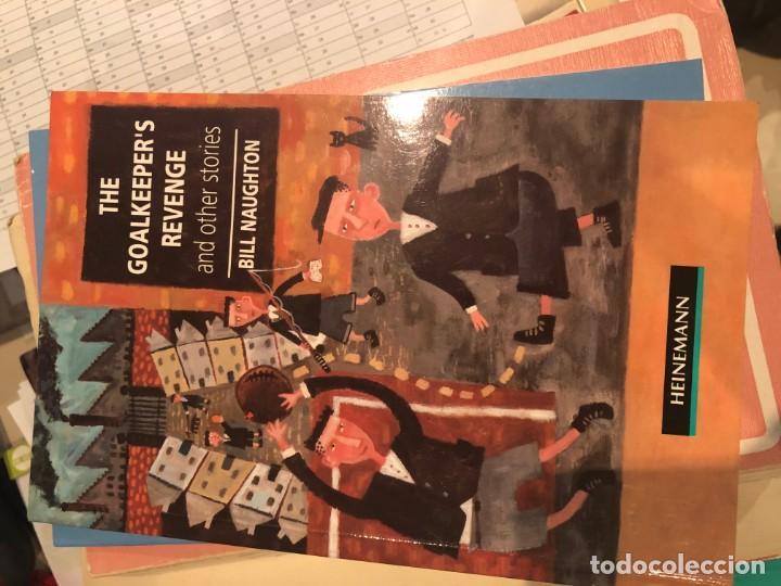 Libros: Cuatro libros para aprender inglés.Heinemann guide readers. Elementary - Foto 5 - 187193931
