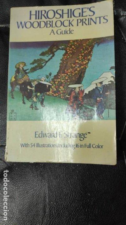 HIROSHIGE'S WOODBLOCK PRINTS A GUIDE (Libros Nuevos - Idiomas - Inglés)