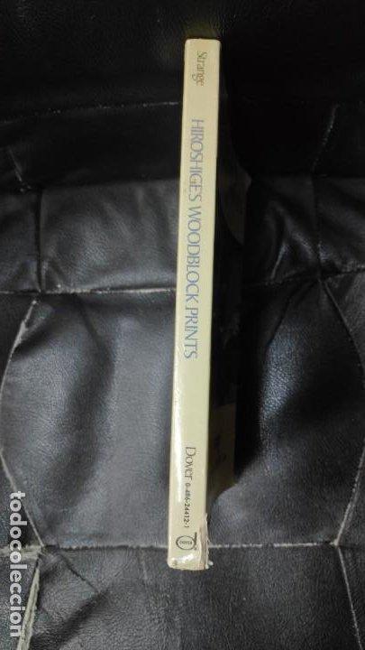 Libros: HIROSHIGE'S WOODBLOCK PRINTS A GUIDE - Foto 2 - 187382463
