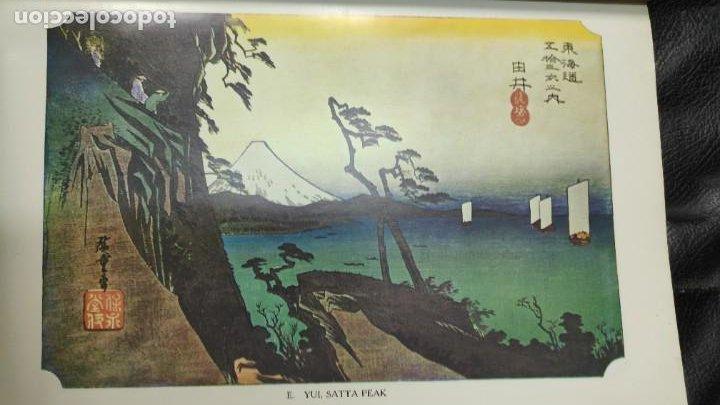 Libros: HIROSHIGE'S WOODBLOCK PRINTS A GUIDE - Foto 5 - 187382463