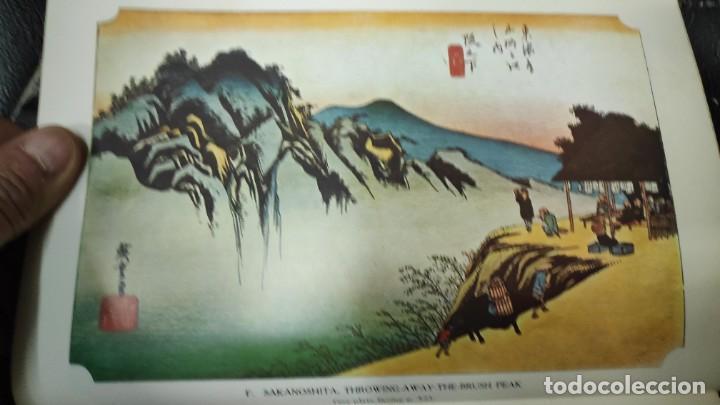 Libros: HIROSHIGE'S WOODBLOCK PRINTS A GUIDE - Foto 7 - 187382463