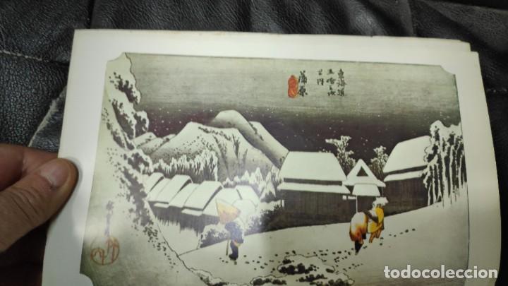Libros: HIROSHIGE'S WOODBLOCK PRINTS A GUIDE - Foto 8 - 187382463