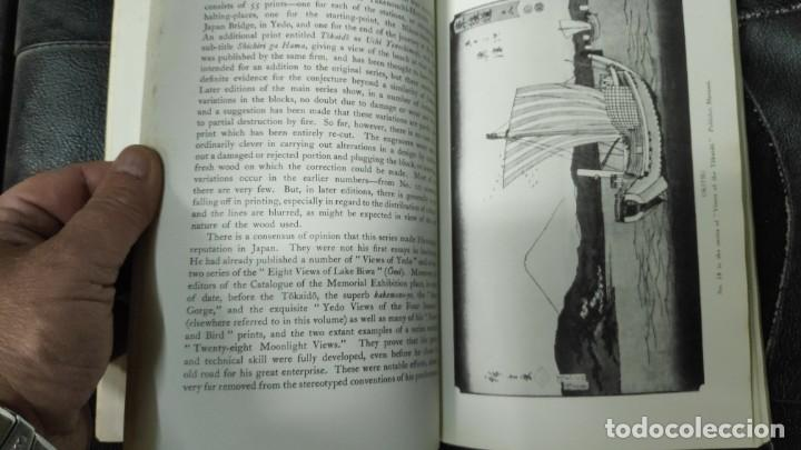Libros: HIROSHIGE'S WOODBLOCK PRINTS A GUIDE - Foto 14 - 187382463