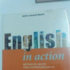 Libros: CURSO COMPLETO INGLÉS ENGLISH IN ACTION. Lote 187868351