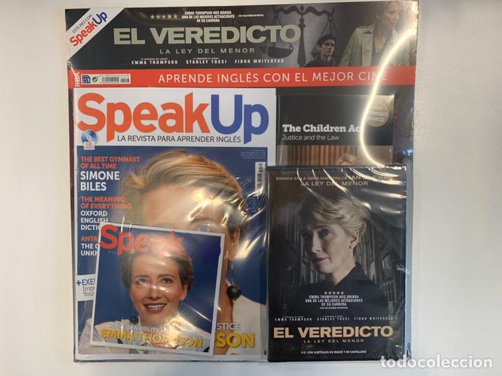 PACK SPEAK UP REVISTA Y DVD- EL VEREDICTO - NUEVO (Libros Nuevos - Idiomas - Inglés)