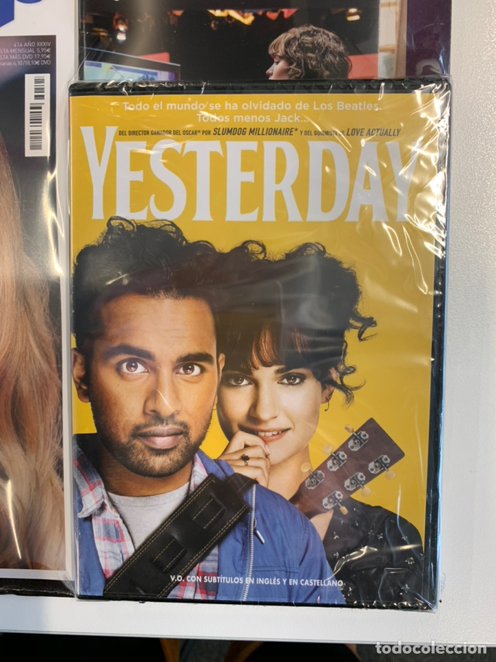 Libros: Pack SPEAK UP Revista y DVD - YESTERDAY - NUEVO - Foto 2 - 192323711