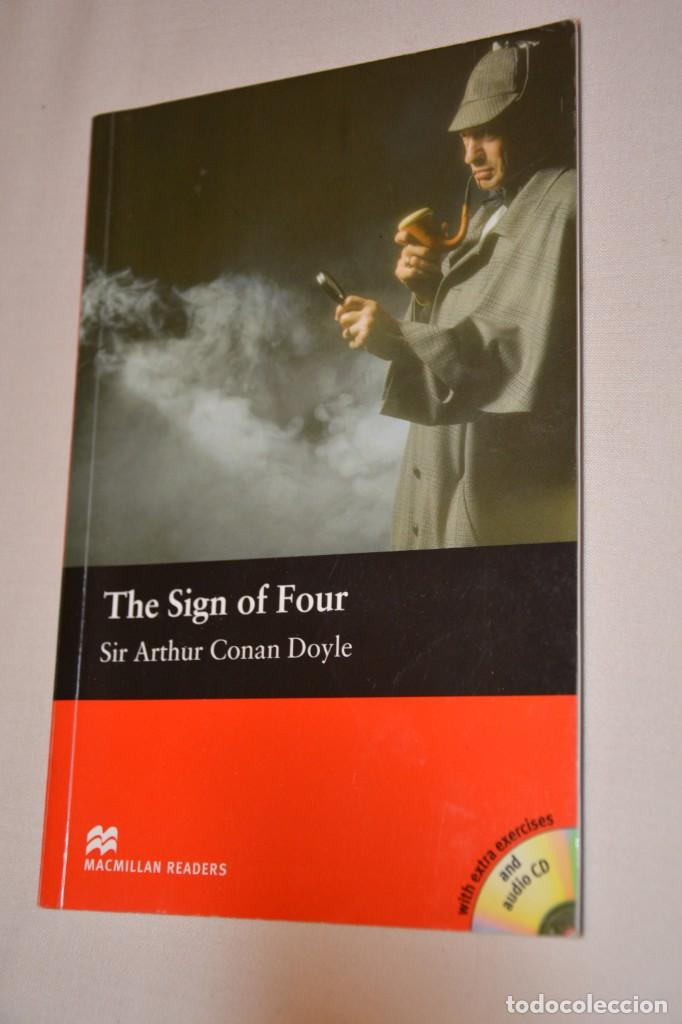 THE SIGN OF FOUR (Libros Nuevos - Idiomas - Inglés)