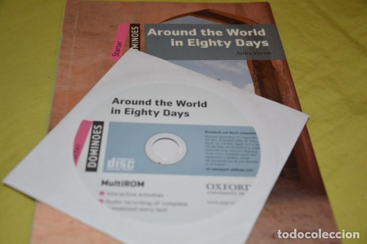 AROUND THE WORLD IN EIGHTY DAYS (Libros Nuevos - Idiomas - Inglés)