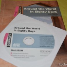 Libros: AROUND THE WORLD IN EIGHTY DAYS. Lote 192498917