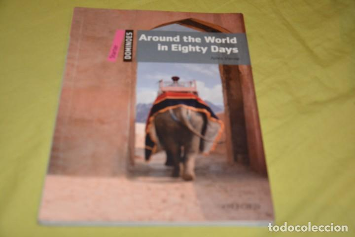 Libros: Around the World in Eighty Days - Foto 2 - 192498917