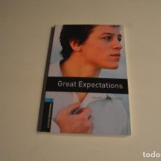 Libros: GREAT EXPECTATIONS. Lote 192820381
