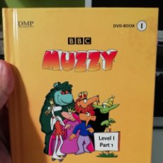 Libros: MUZZY - DVD BOOK - LEVEL 1 (PART 1). Lote 193737015