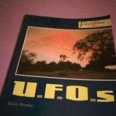 Libros: LIBRO EN INGLES U.F.O.S. Lote 194900986