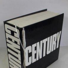 Libros: CENTURY (INGLÉS) PASTA DURA – 1999 POR BRUCE BERNARD (AUTOR). Lote 198082107