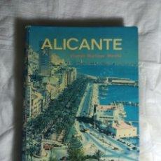 Libros: ALICANTE. Lote 198610023