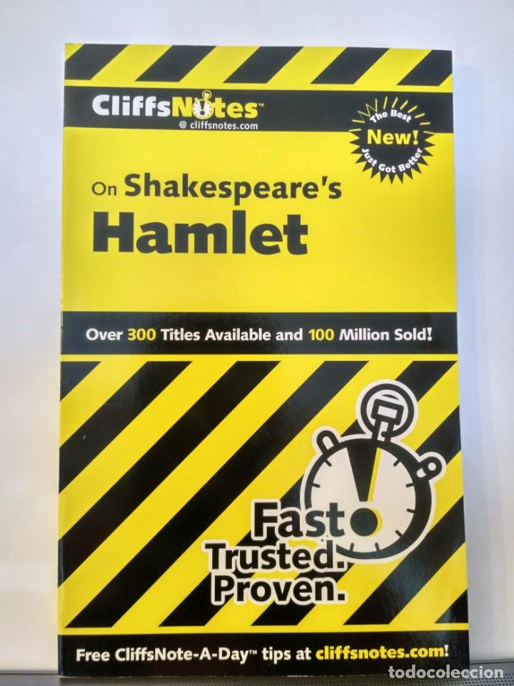 CLIFFS NOTES: SHAKESPEARE'S HAMLET 78555502646 (Libros Nuevos - Idiomas - Inglés)