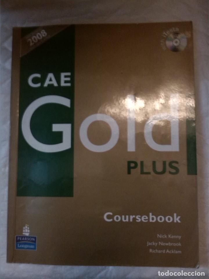 CAE GOLD. PLUS. COURSEBOOK (Libros Nuevos - Idiomas - Inglés)