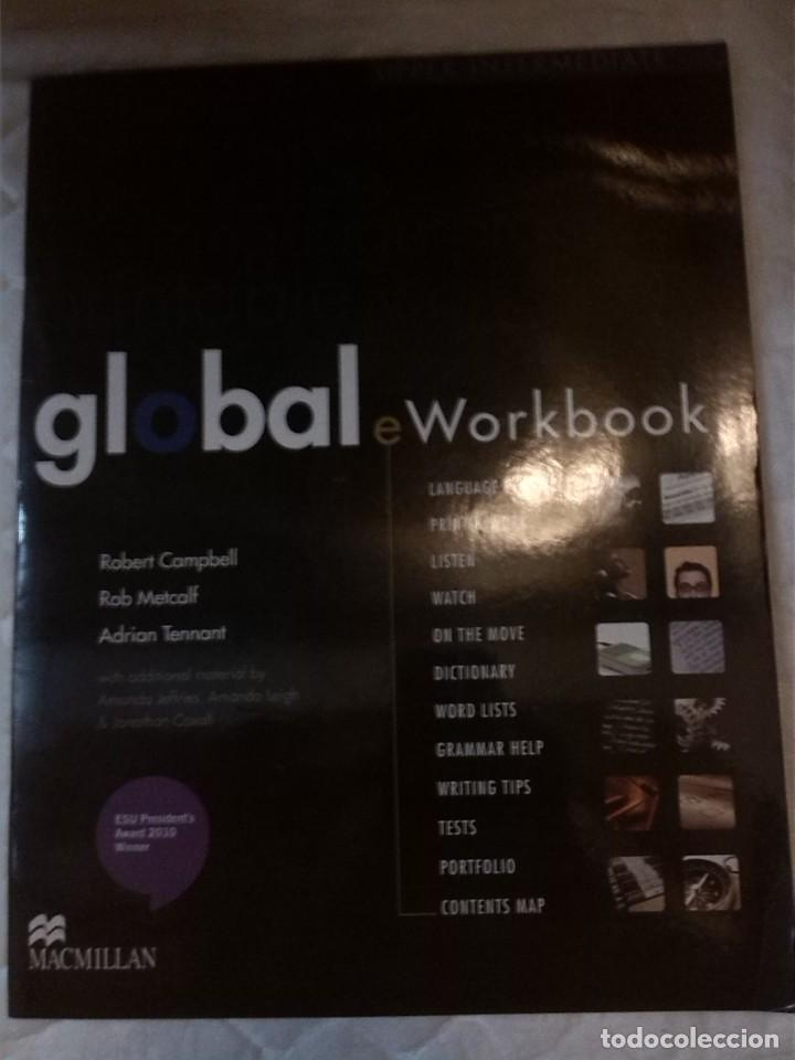 GLOBAL UPPER-INTERMEDIATE WORKBOOK (Libros Nuevos - Idiomas - Inglés)