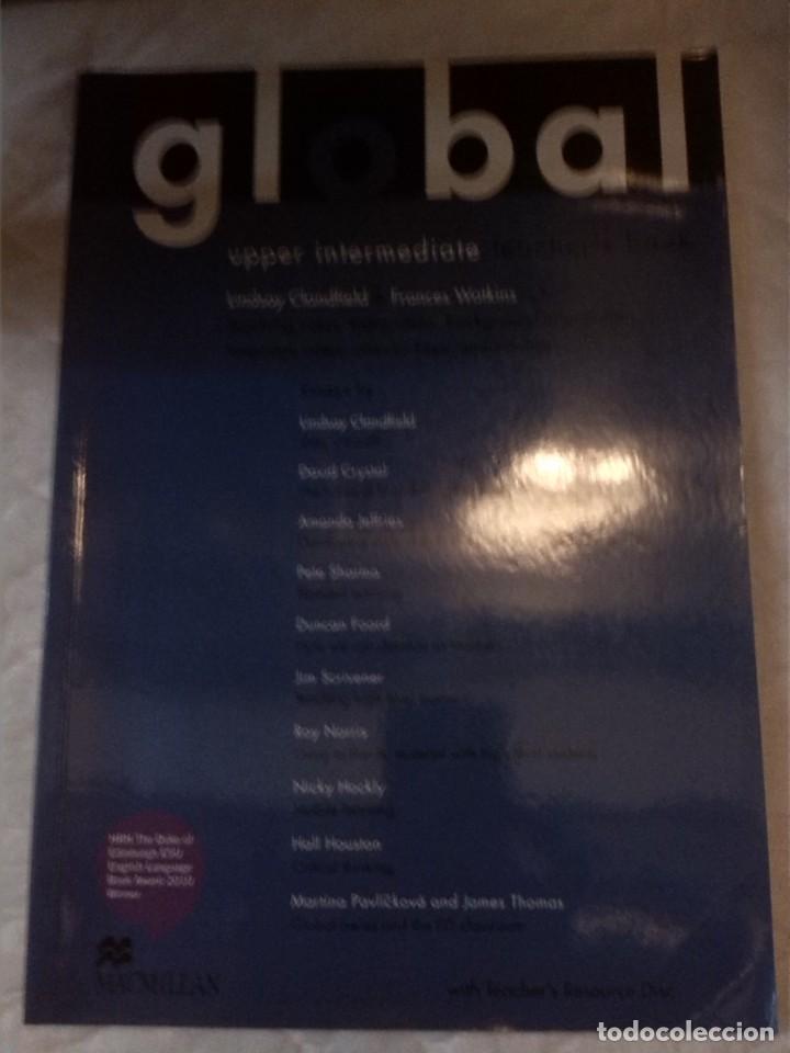 GLOBAL UPPER-INTERMEDIATE TEACHER'S BOOK. (Libros Nuevos - Idiomas - Inglés)