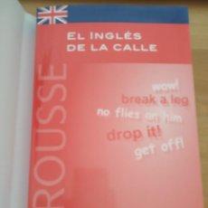 Libros: LIBRO EL INGLÉS DE LA CALLE. Lote 203622715