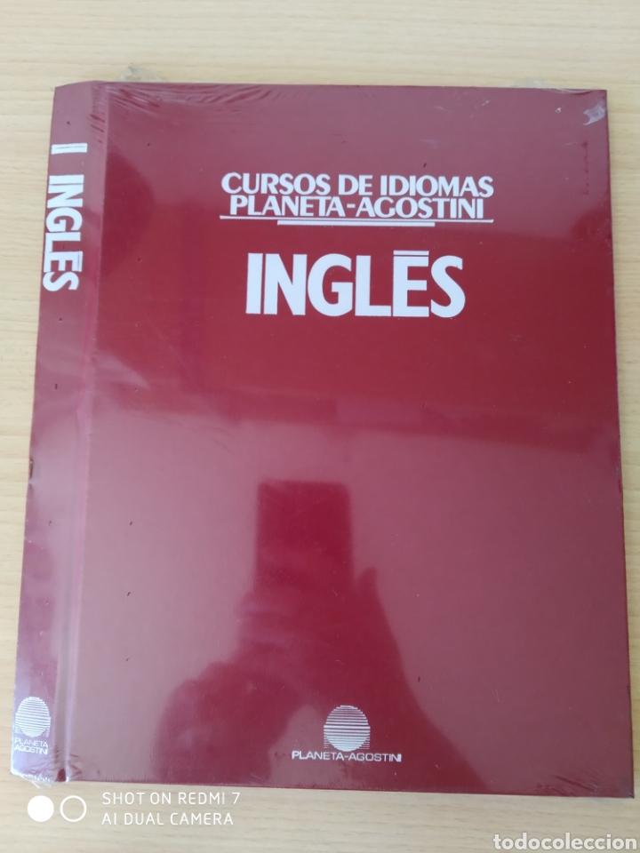 TAPA PARA ENCUADERNAR CURSO IDIOMAS INGLÉS . PRECINTADO NUEVO (Libros Nuevos - Idiomas - Inglés)