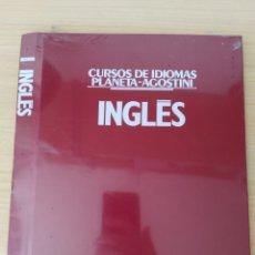 Libros: TAPA PARA ENCUADERNAR CURSO IDIOMAS INGLÉS . PRECINTADO NUEVO. Lote 204057558