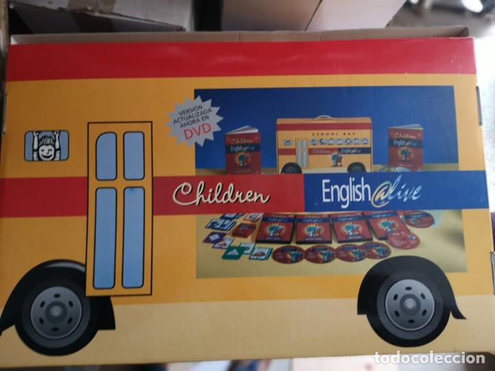 Libros: Curso de inglés children english @live - Foto 1 - 205043767