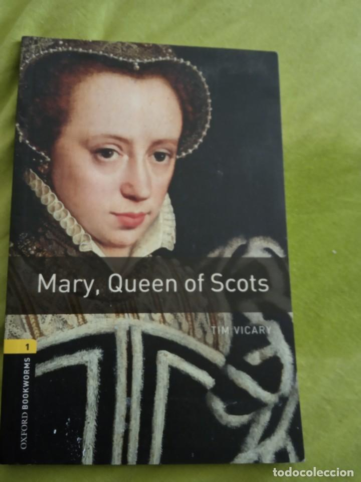 Libros: Mary, Queen of scots, Tim Vicary editorial Oxford - Foto 1 - 205273776