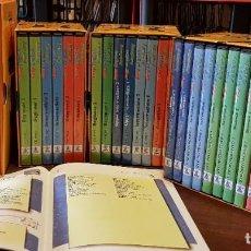 Libros: CURSO DE INGLES EN DVDS + CD-ROM + LIBRETOS. Lote 205716011