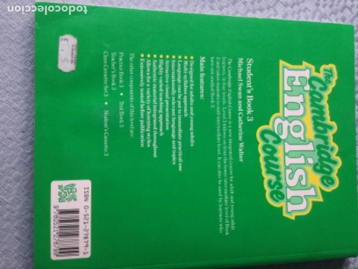 Libros: The Cambridge English Course. Student 's Book . Number 3 - Foto 2 - 207983463
