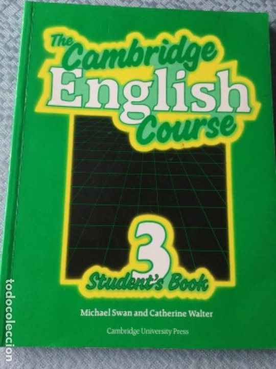THE CAMBRIDGE ENGLISH COURSE. STUDENT 'S BOOK . NUMBER 3 (Libros Nuevos - Idiomas - Inglés)