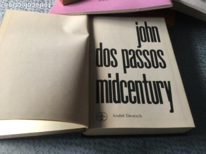 MIDCENTURY, JOHN DOS PASSOS (Libros Nuevos - Idiomas - Inglés)