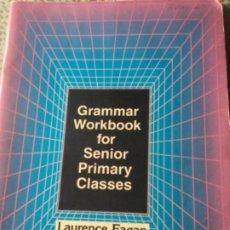 Libros: GRAMÁTICA INGLESA PARA PRINCIPIANTES EN ESTUDIO DE INGLÉS. Lote 207985676