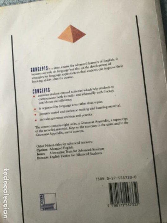 Libros: Libro de ejercicios para nivel intermedio/ alto en estudio de inglés - Foto 2 - 207986297