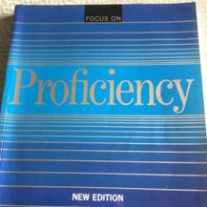 Libros: FOCUS ON PROFICIENCY. STUDENTS BOOK, SUE O'CONNELL. Lote 208327630