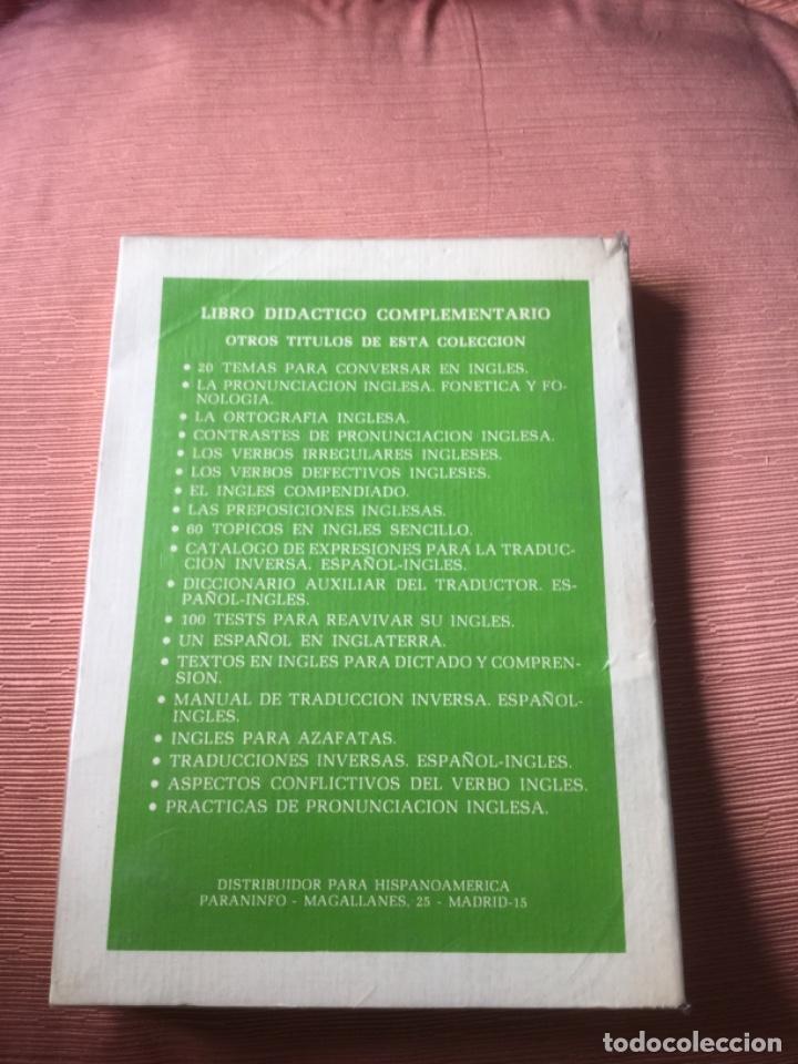 Libros: Los verbos compuestos ingleses y sus ejercicios - José Merino José Merino - Foto 2 - 209038477