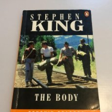 Libros: THE BODY - STEPHEN KING. Lote 209822010