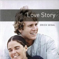 Libros: OXFORD BOOKWORMS 3. LOVE STORY CD PACK - ERICH SEGAL. Lote 210532972