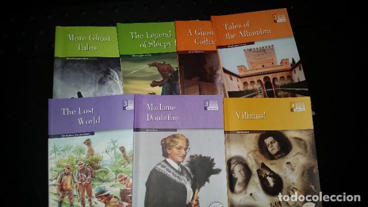 7 CUENTOS EN INGLES CON ACTIVIDADES- 1° 2° 3° Y 4° DE LA ESO (Libros Nuevos - Idiomas - Inglés)