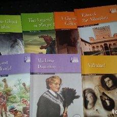 Libros: 7 CUENTOS EN INGLES CON ACTIVIDADES- 1° 2° Y 3° DE LA ESO. Lote 210843185