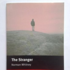 Libros: THE STRANGER - NORMAN WHITNEY - MACMILLAN READERS - WITH AUDIO CD. Lote 211937266