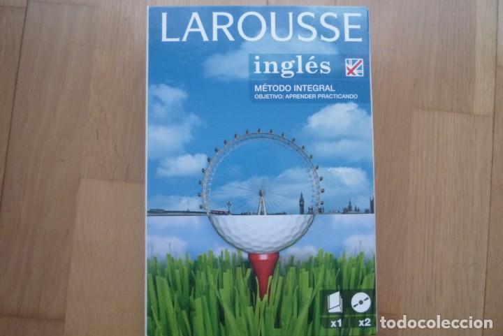 LAROUSSE INGLÉS METODO INTEGRAL.2007. 1 LIBRO Y 2 CD.NUEVO. (Libros Nuevos - Idiomas - Inglés)