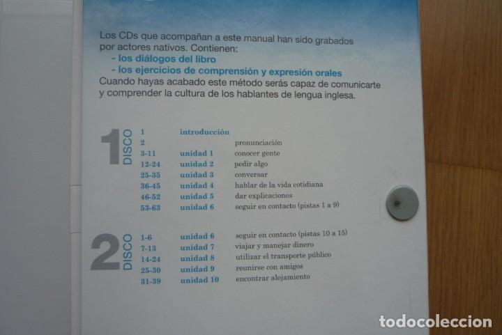 Libros: LAROUSSE INGLÉS METODO INTEGRAL.2007. 1 LIBRO Y 2 CD.NUEVO. - Foto 4 - 213608013