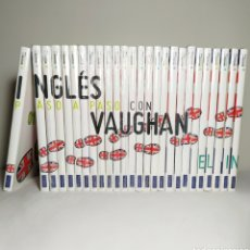 Libros: CURSO DE INGLÉS VAUGHAN. Lote 214839462