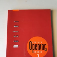 Libros: ENGLISH OPENING SCHOOL STUDENT'S BOOK. MASTER N.13 - OPEN ENGLISH. Lote 215725353
